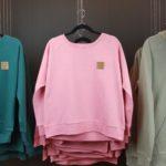 Sweatshirt Frauen - Pink