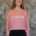 T-Shirt Damen rosa