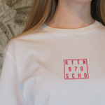 T-Shirt Unisex weiß III